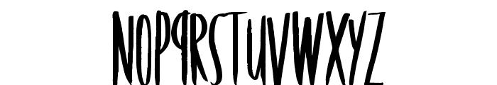 FriendsForever Font UPPERCASE