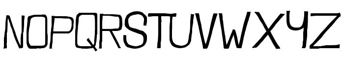 FrozenRita Font LOWERCASE