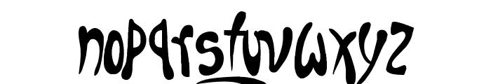 Fruitopia Font LOWERCASE