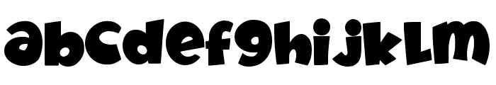 Fruitz -Personal Use Only- Font LOWERCASE