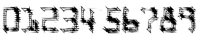 frag Font OTHER CHARS