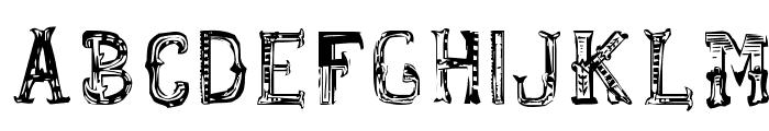 francis_mirtha Font UPPERCASE