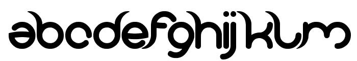 frankenstein monster Font UPPERCASE