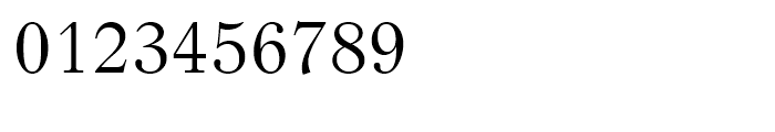 Fraktur Regular Font OTHER CHARS