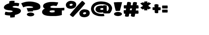 Framistat Regular Font OTHER CHARS