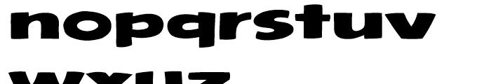 Framistat Regular Font LOWERCASE