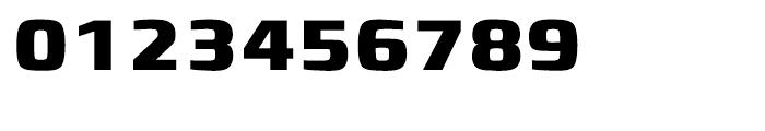 Francker Cyrillic Extra Bold Font OTHER CHARS
