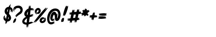 Frankentype Regular Font OTHER CHARS