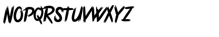 Frankentype Regular Font UPPERCASE
