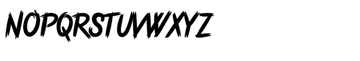 Frankentype Regular Font LOWERCASE