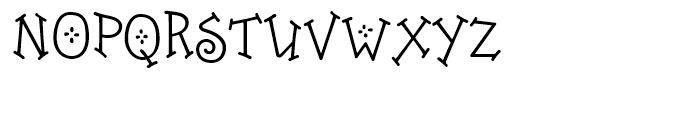 Freaky Frog BF Regular Font UPPERCASE