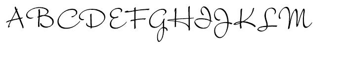 Freedom Writer BF Regular Font UPPERCASE