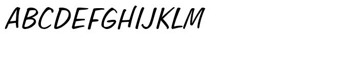 Freehand 575 Regular Font UPPERCASE