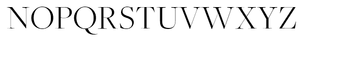 Freight Big Pro Light Regular Font UPPERCASE