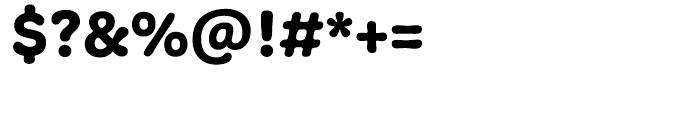 Freude Regular Font OTHER CHARS