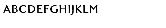 Fritz Book SC Font LOWERCASE