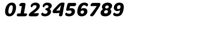 Fruitygreen Black Italic Font OTHER CHARS