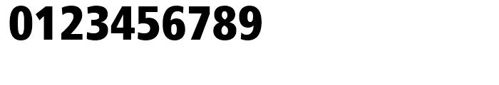 Frutiger 87 Extra Black Condensed Font OTHER CHARS