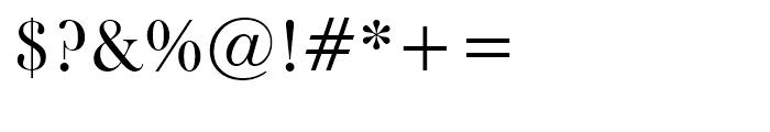 Frys Baskerville Roman Font OTHER CHARS