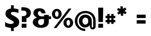 FR Hopper 630 Font OTHER CHARS