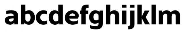 FR Hopper 630 Font LOWERCASE