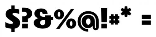 FR Hopper 730 Font OTHER CHARS