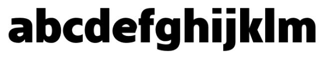 FR Hopper 730 Font LOWERCASE