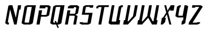 Frak Regular Font UPPERCASE