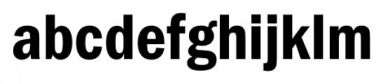 Franklin Gothic FS Demi Condensed Font