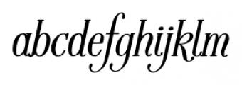 Fratello Nick Bold Italic Font LOWERCASE