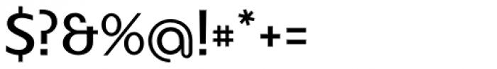 FR Hopper 430 Font OTHER CHARS