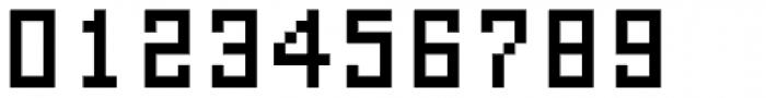 FR73 Pixel D Font OTHER CHARS