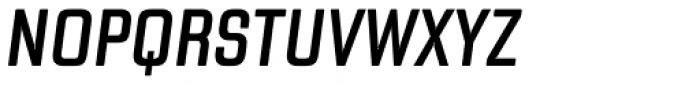 Fragua Pro Medium Italic Font UPPERCASE