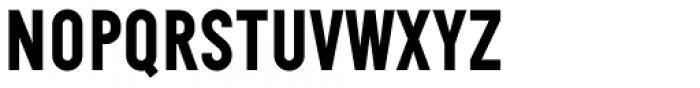 Framer Sans 700 Font UPPERCASE