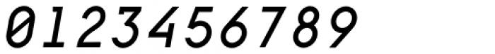 Framework Mono Medium Italic Font OTHER CHARS