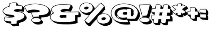 Framistat Open Font OTHER CHARS