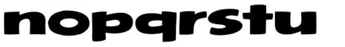 Framistat Font LOWERCASE