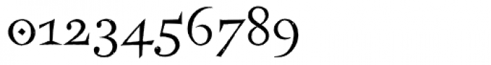 Frances Uncial Font OTHER CHARS