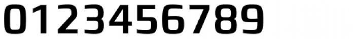 Francker Paneuropean W1G Condensed Medium Font OTHER CHARS