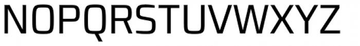 Francker Pro Condensed Light Font UPPERCASE