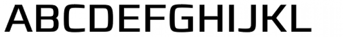 Francker Pro Font UPPERCASE