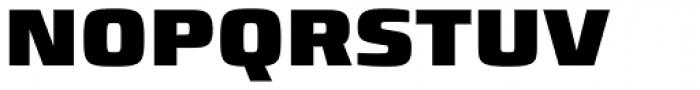Francker Std Black Font UPPERCASE