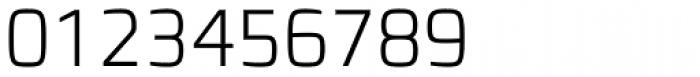 Francker Std Condensed ExtraLight Font OTHER CHARS
