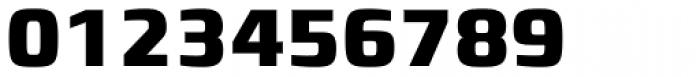Francker Std Cyrillic Condensed ExtraBold Font OTHER CHARS