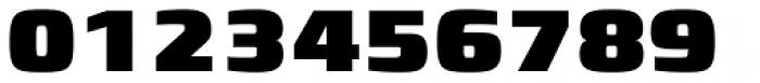 Francker Std Cyrillic ExtraBlack Font OTHER CHARS