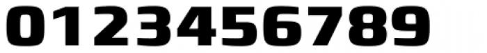 Francker Std Cyrillic ExtraBold Font OTHER CHARS