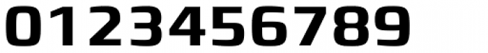 Francker Std Cyrillic SemiBold Font OTHER CHARS