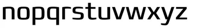 Francker Std Cyrillic Font LOWERCASE
