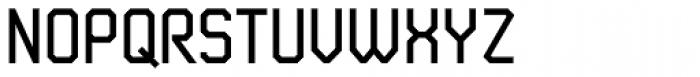 Frangle Bold Font UPPERCASE