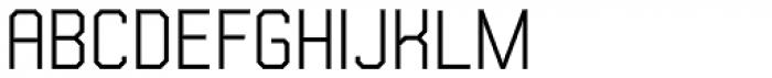 Frangle Font UPPERCASE